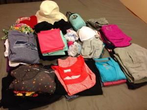 Melanie's Clothes