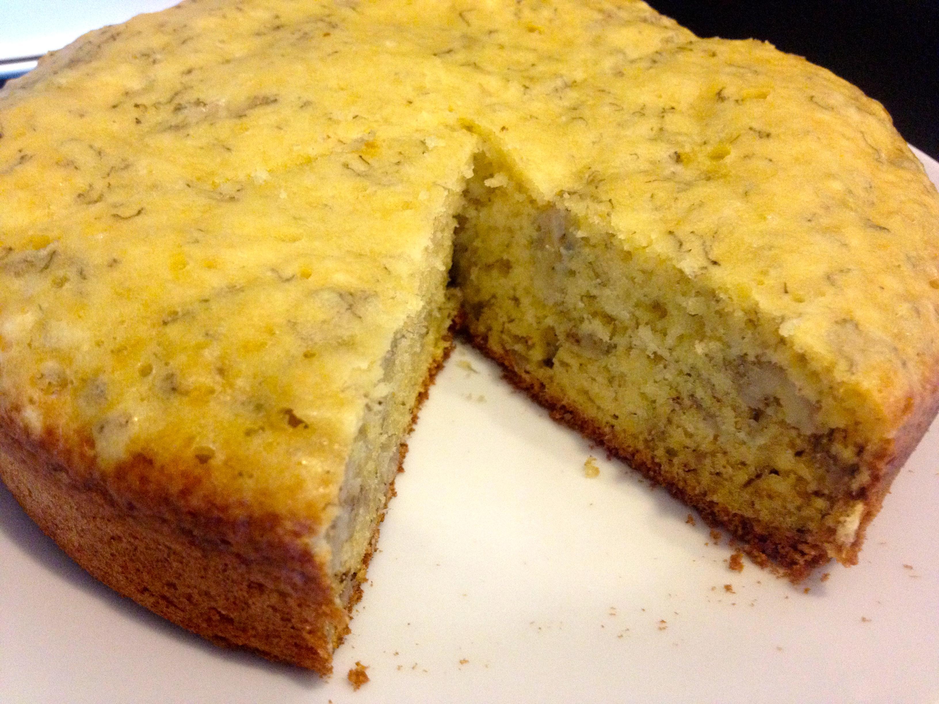 Tuesday Taste Rice Cooker Banana Cake Recipe