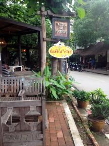 Cafe d'tist