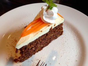 Carrot Cake at Witching Well