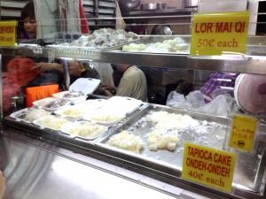 Coconut Tapioca Cake Bakery