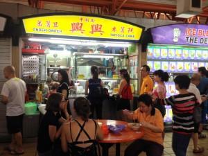 Tapioca Cake Stall