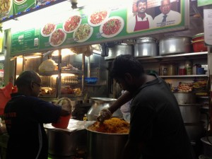 These are our Nasi Biryani guys - theirs is the BEST.