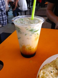 """Special Chendol"" for S$1.20"