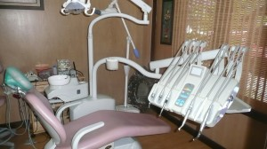The Dental Chair