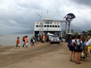 The Rusty Ferry to Koh Chang