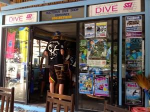Roctopus Dive Shop