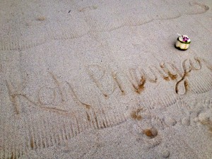 My Artsy Sand Photo
