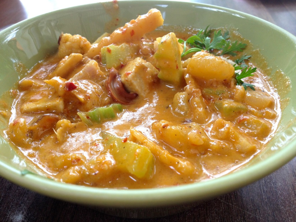 Massaman Curry (60 Baht)