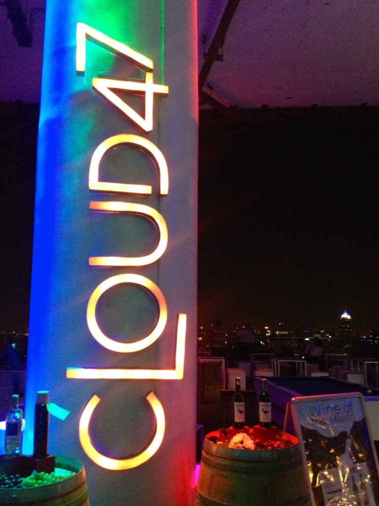 Cloud47: A Rooftop Bar in the Upper Middle Price Range...