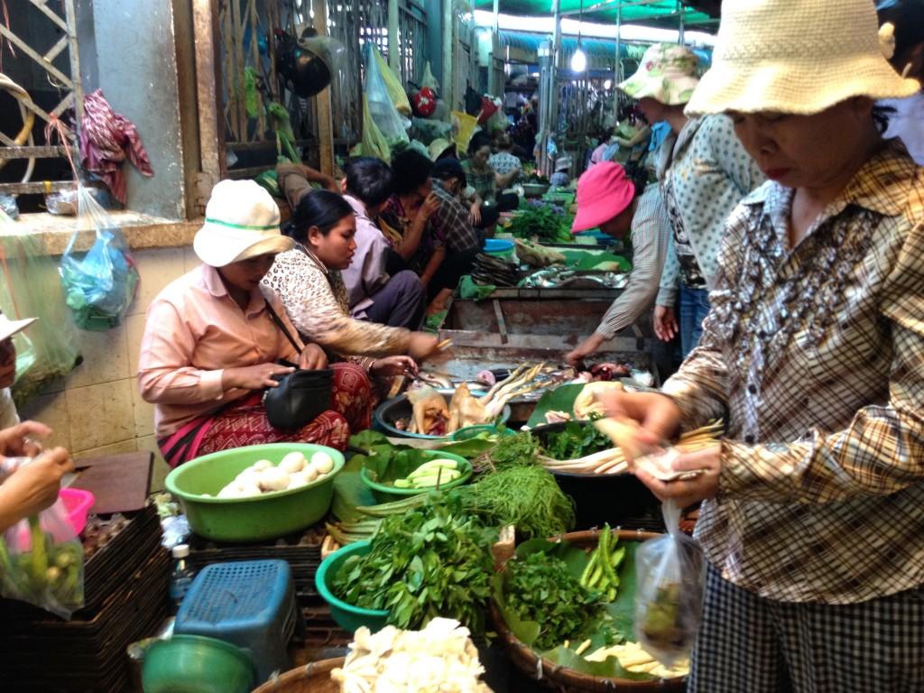Central Market Vendors