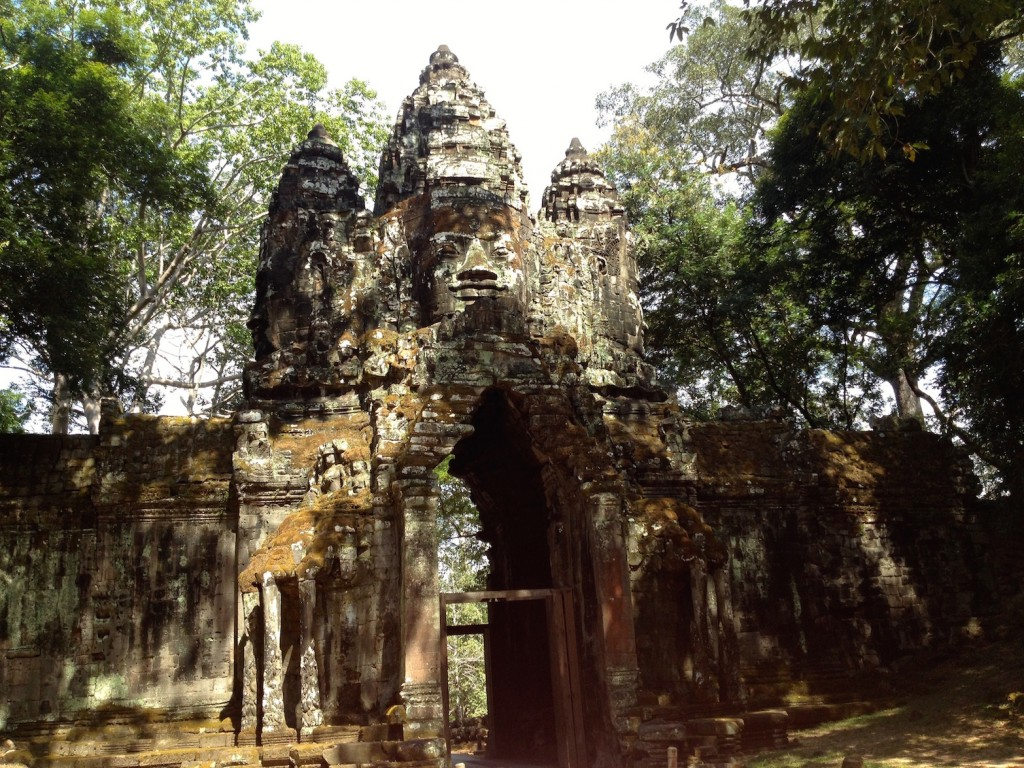 Angkor Thom's North Gate