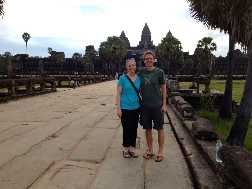 Our Epic Journey to Angkor Wat