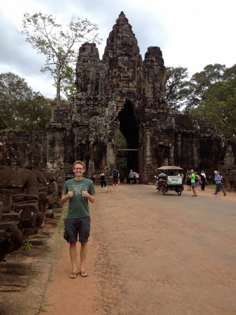 Angkor Thom's South Gate