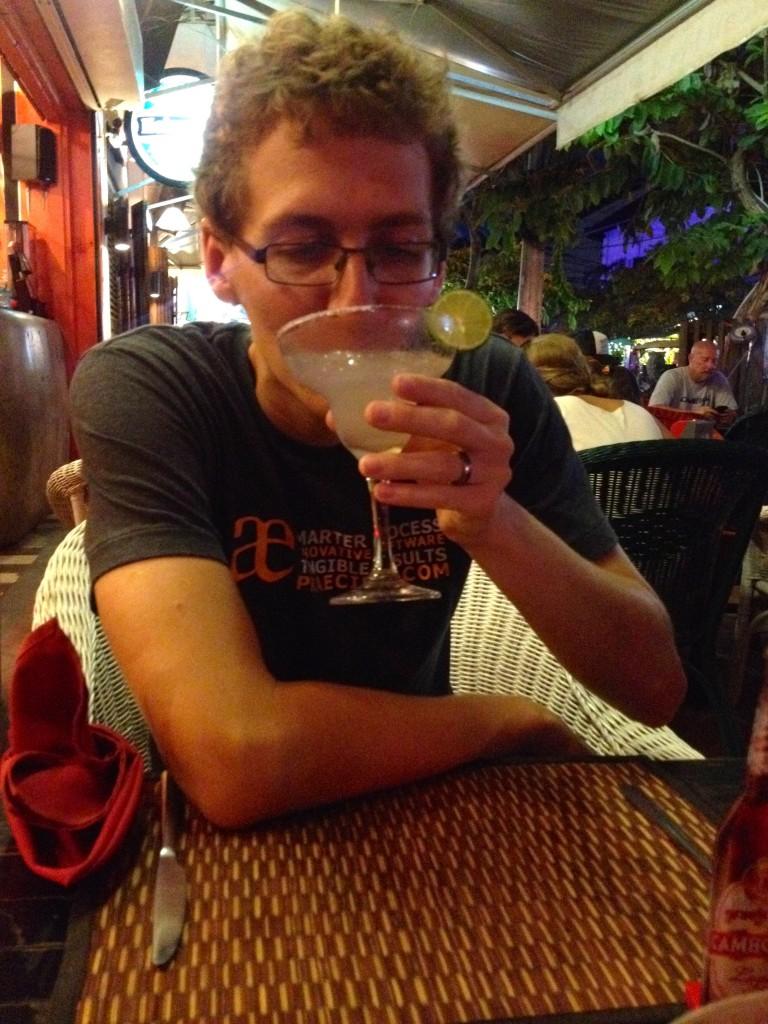 Mmmmmm... Tequila...