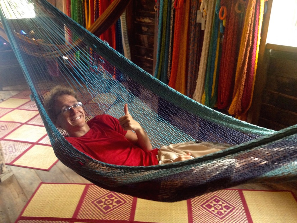Hammocks Make Great Souvenirs!