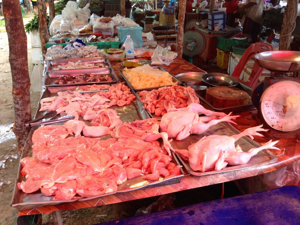 I Never Got the Courage to Buy Fresh Meet at the Local Markets in Thailand, Do You See Why?