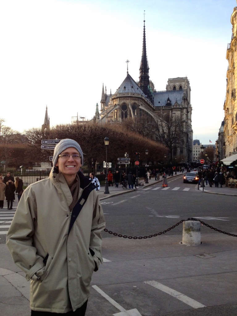 Kevin and Notre Dame.
