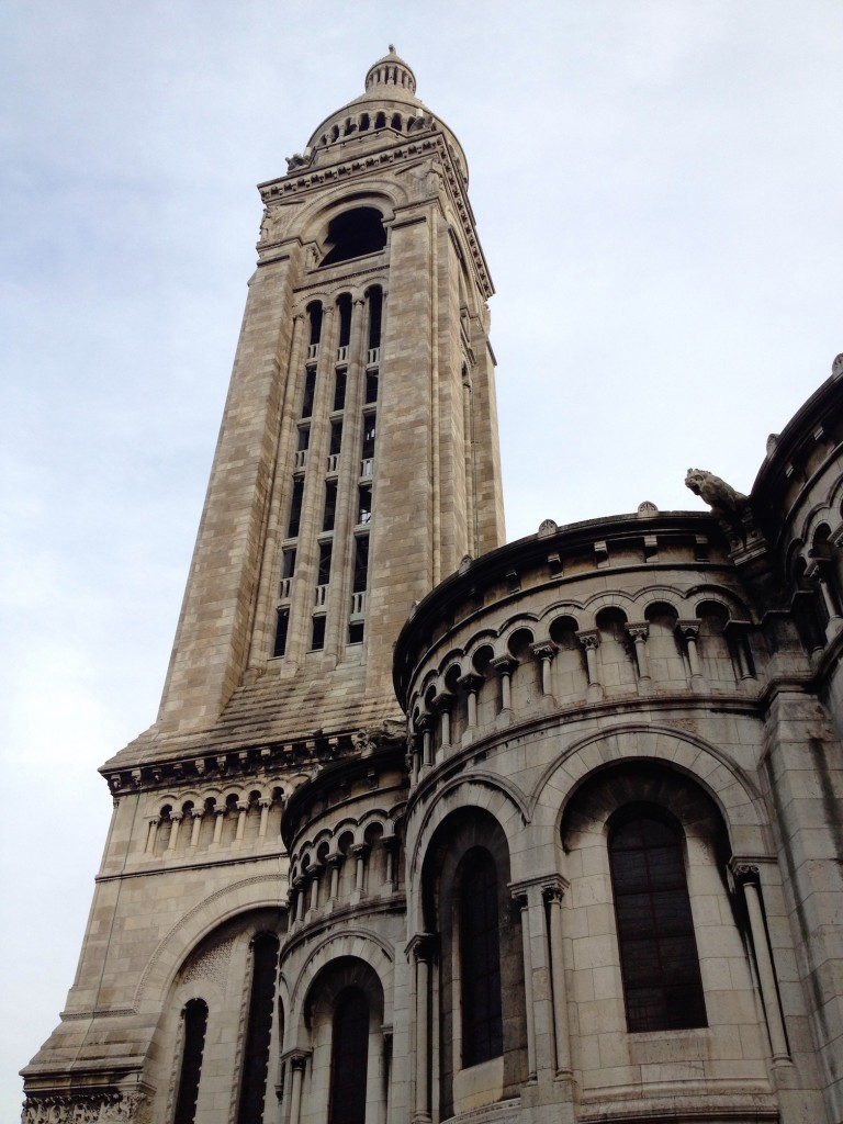 Another view of Sacre Cœur.