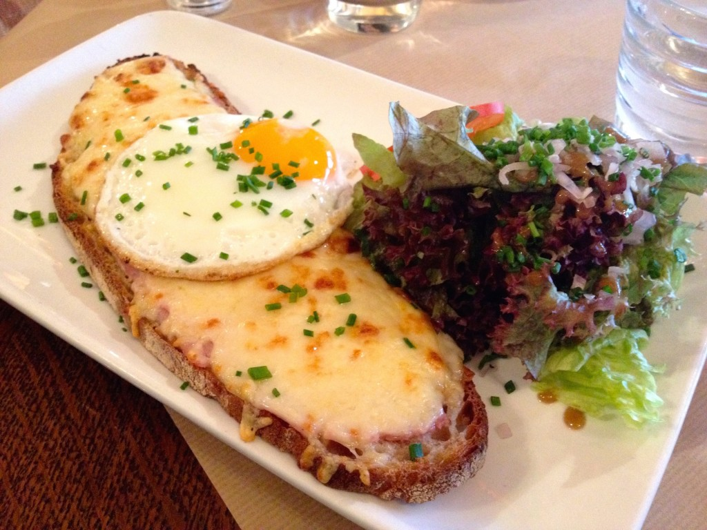 Croque Madame. Highgly Recommend.