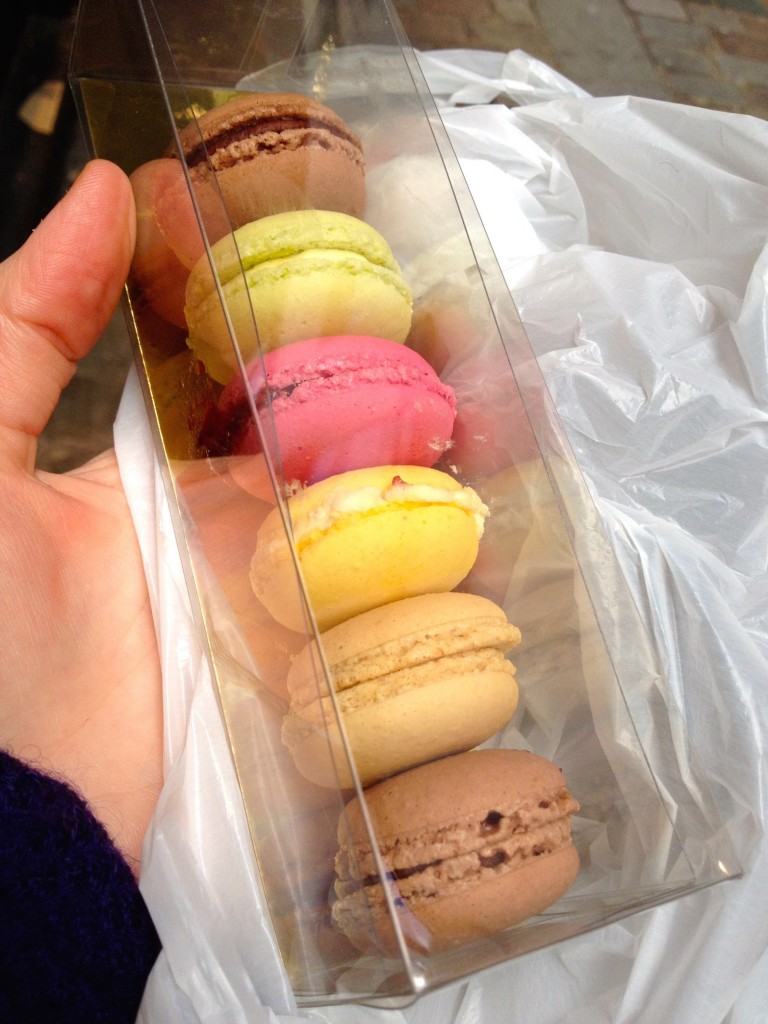 Delicious Wonderful Macaroons. So Buttery and Wonderful...
