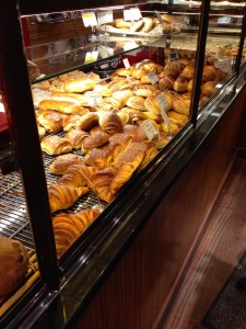 Another photo at Chanterelle. Their croissants are so so so good...
