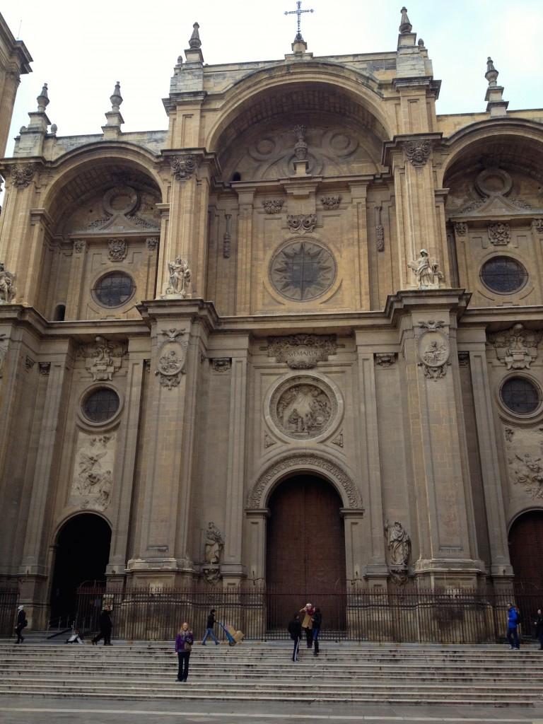 Granada's Enormous Cathedral