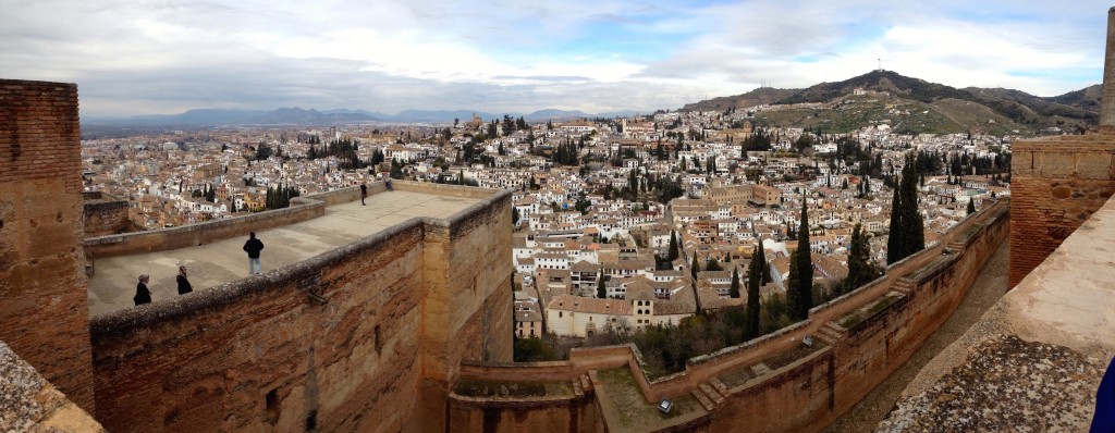 Awesome Views from the Alcazaba!