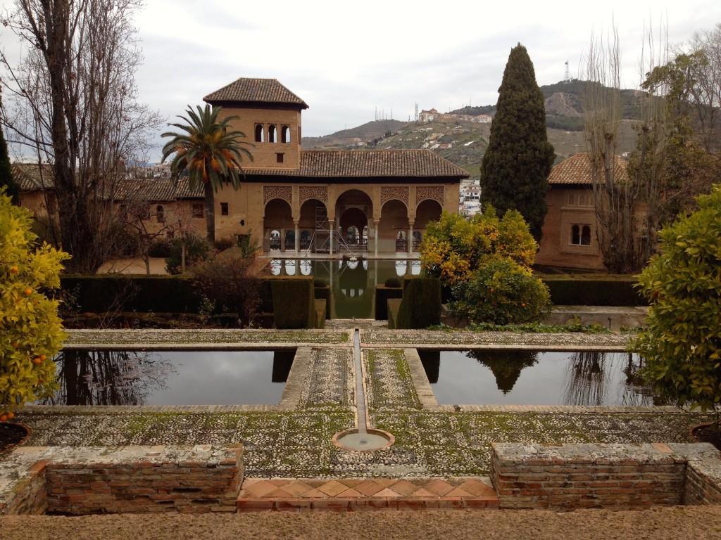 The Partal Gardens