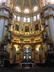 The Impressive Altar