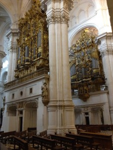 Check out these organ pipes!