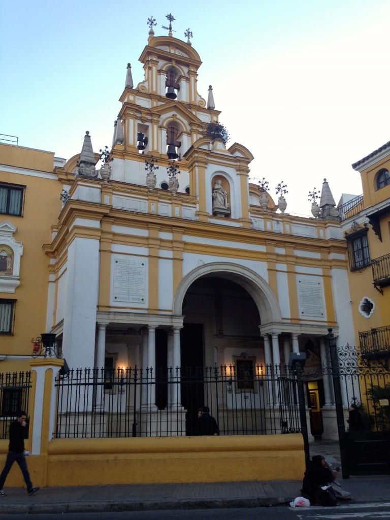 Sevilla's Basilica de la Macarena