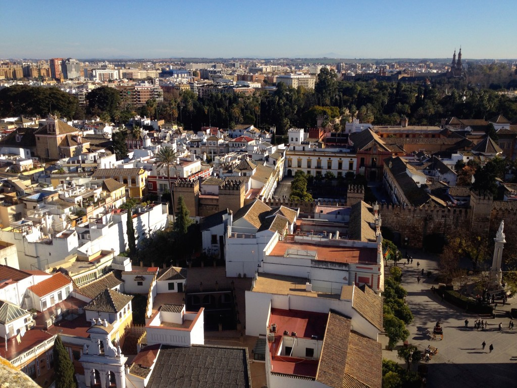 Isn't Sevilla beautiful?