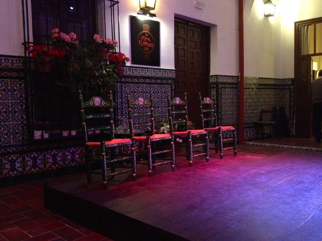 The La Casa Del Flamenco Venue