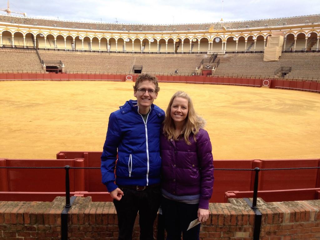 Sevilla's Bullring