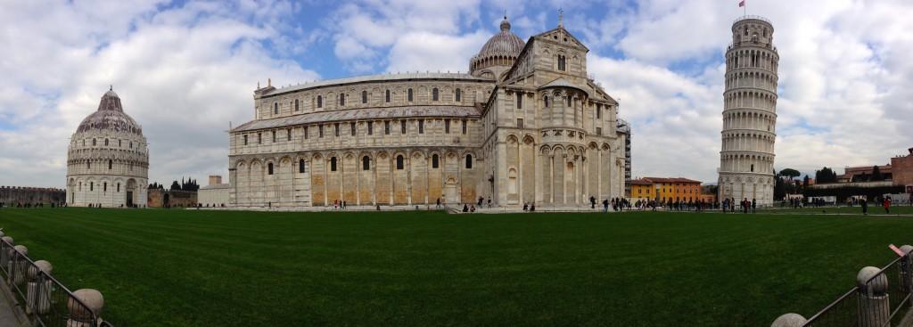 Il Campo dei Miracoli, Pisa's Field of Miracles