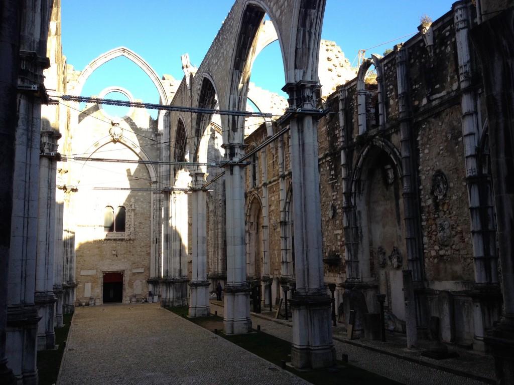 The Convento Carmo