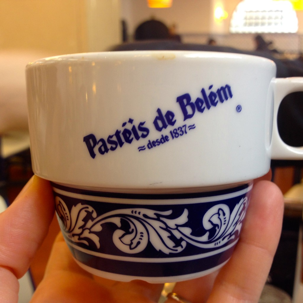 Pastéis de Belém is a must-visit for custard tarts.