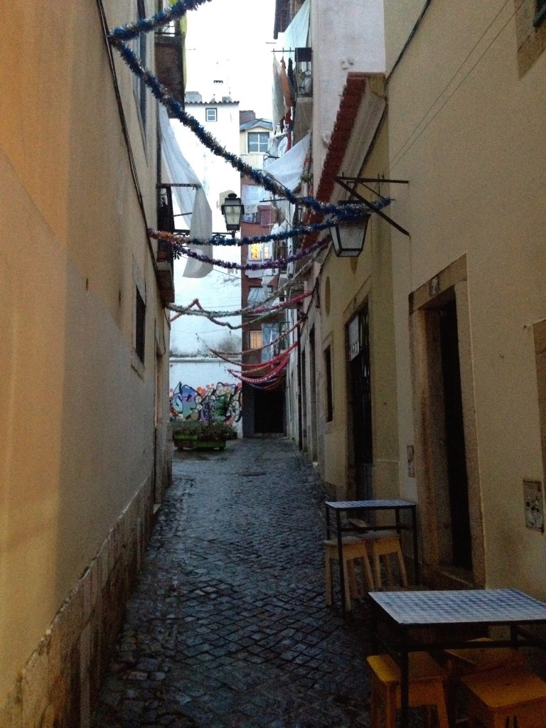 We loved the Alfama neighborhood.