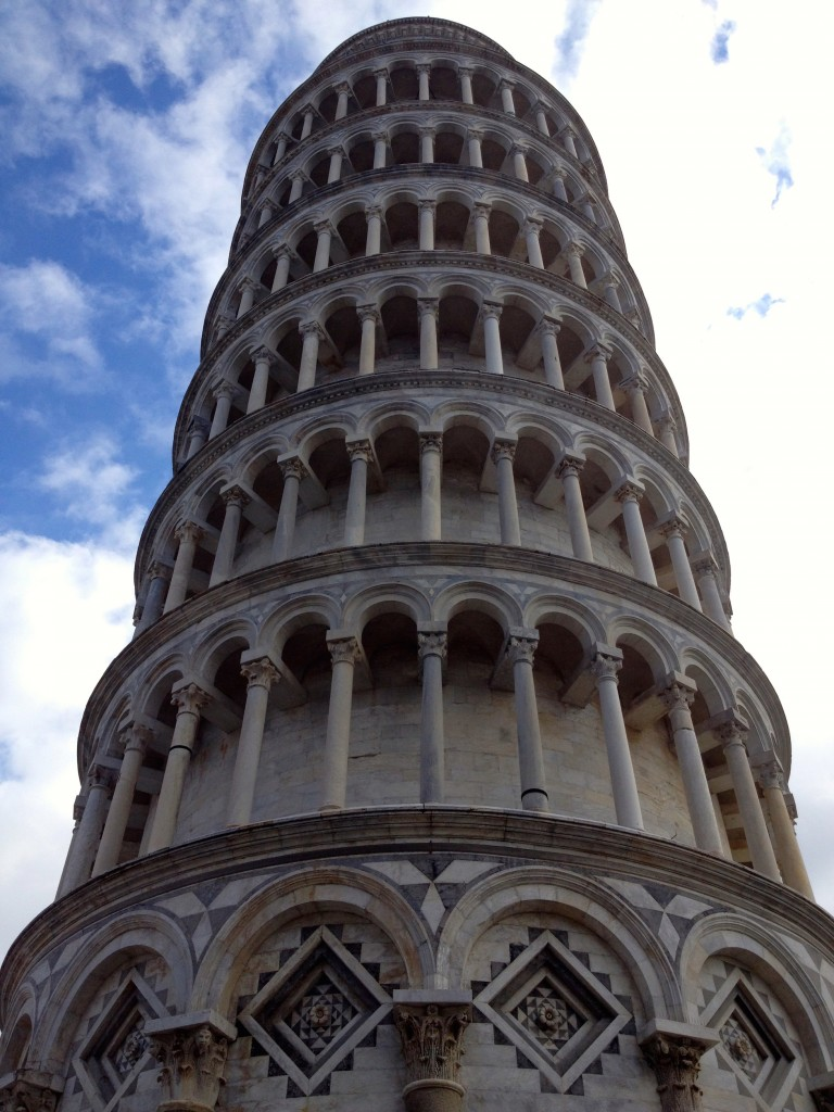 Pisa's Awesome Tower