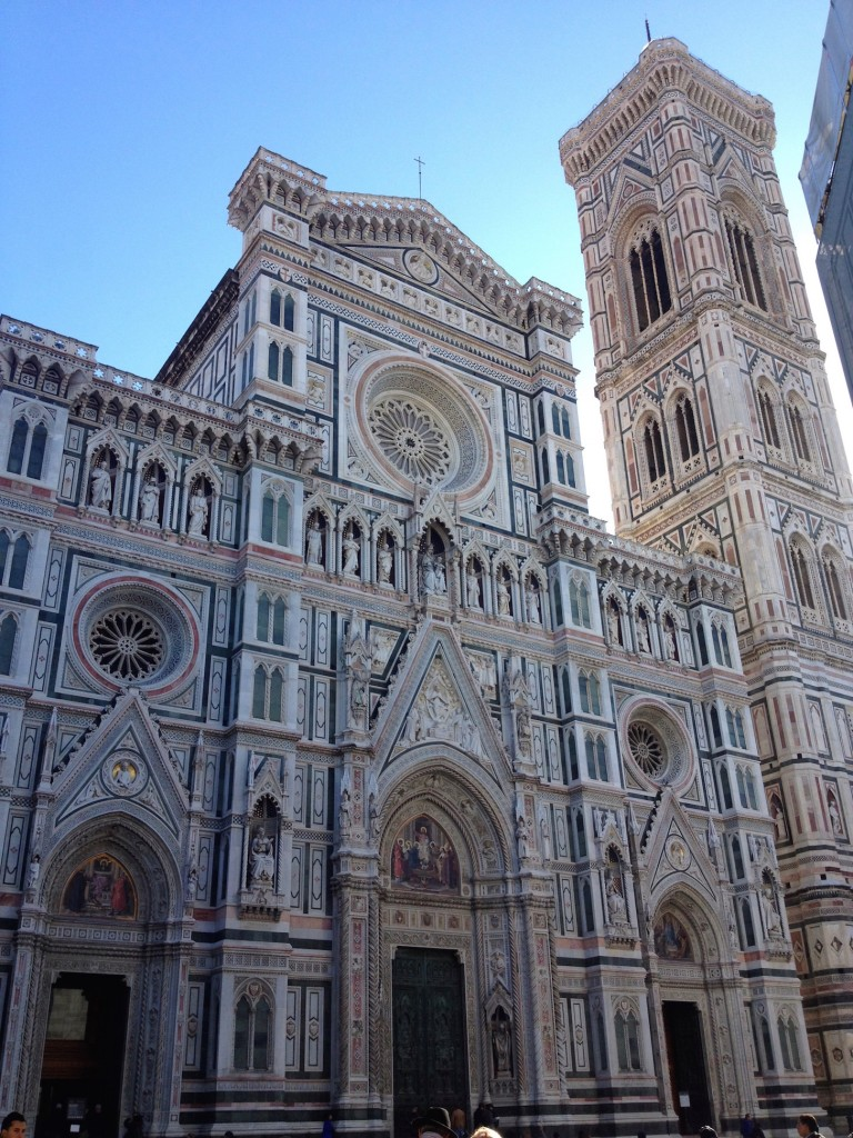 Florence's Fancy Duomo