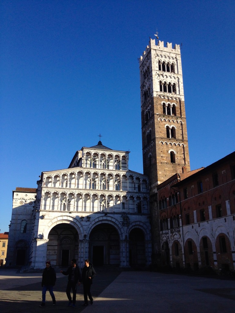 Lucca's San Martino Cathedral.