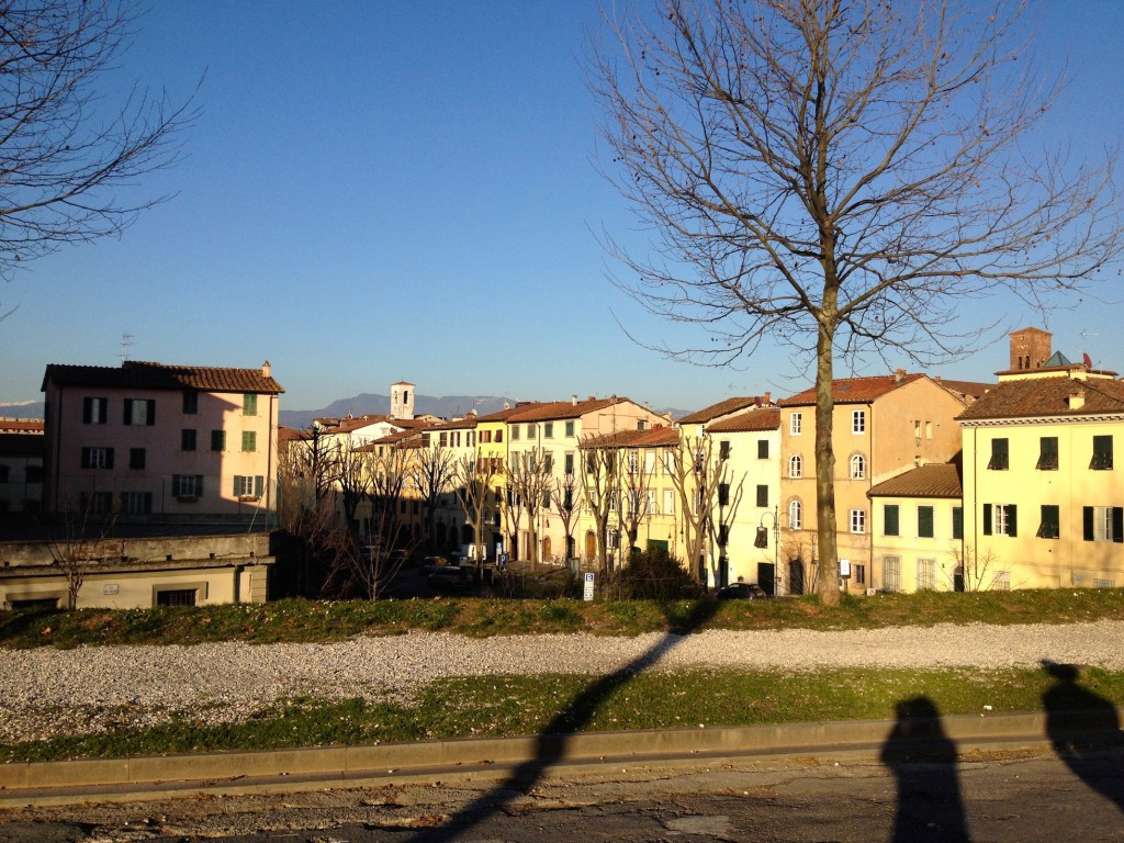Isn't Lucca quaint? I loved it!