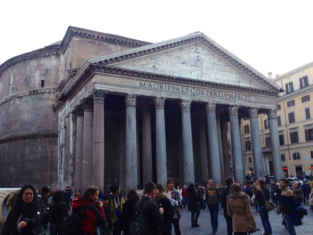 The Incredible Pantheon