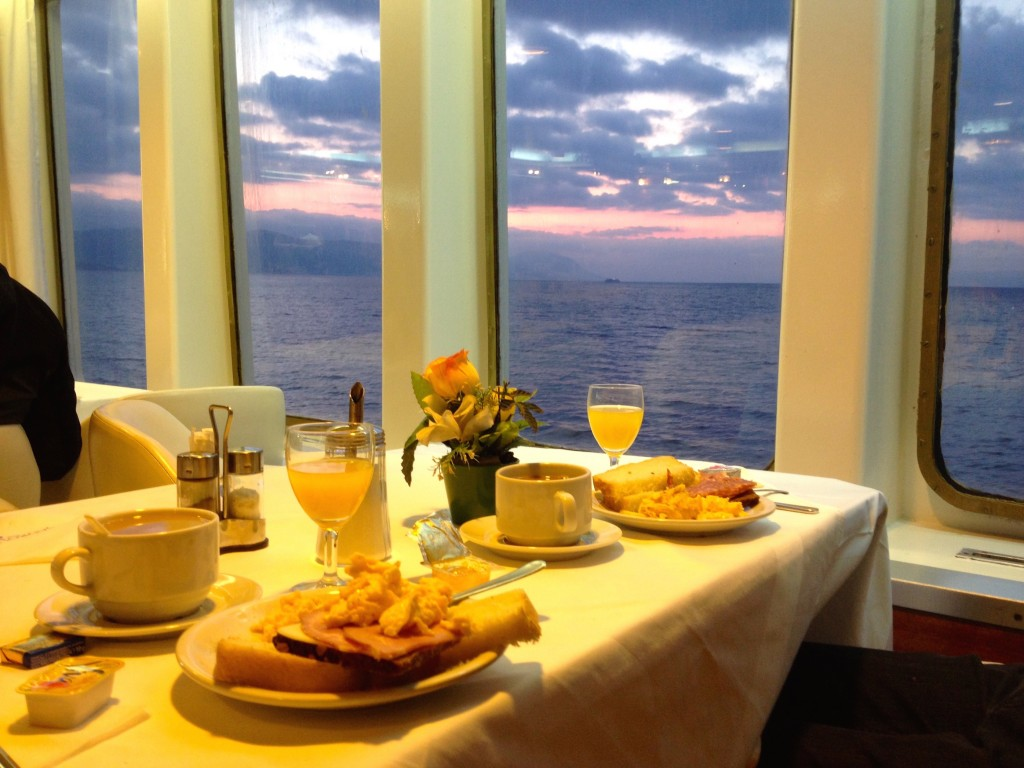 Sunrise Breakfast - Complimentary with Cabin Purchase!
