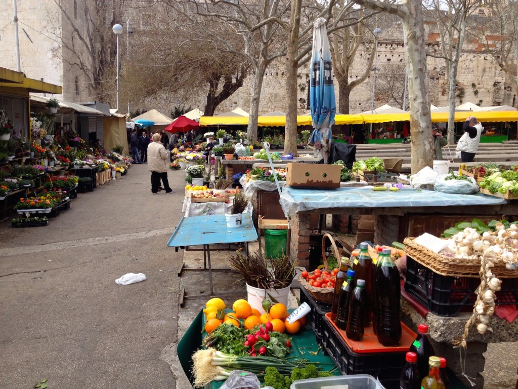 Split's Outdoor Market