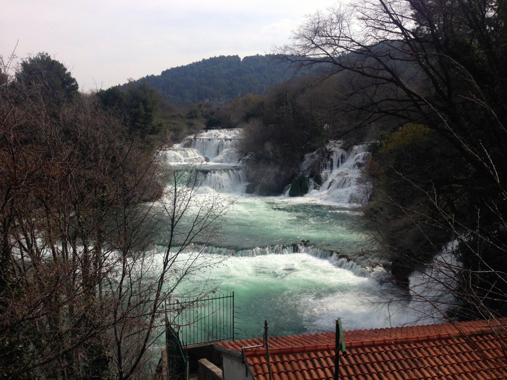 Krka National Park is well worth the drive from Split.