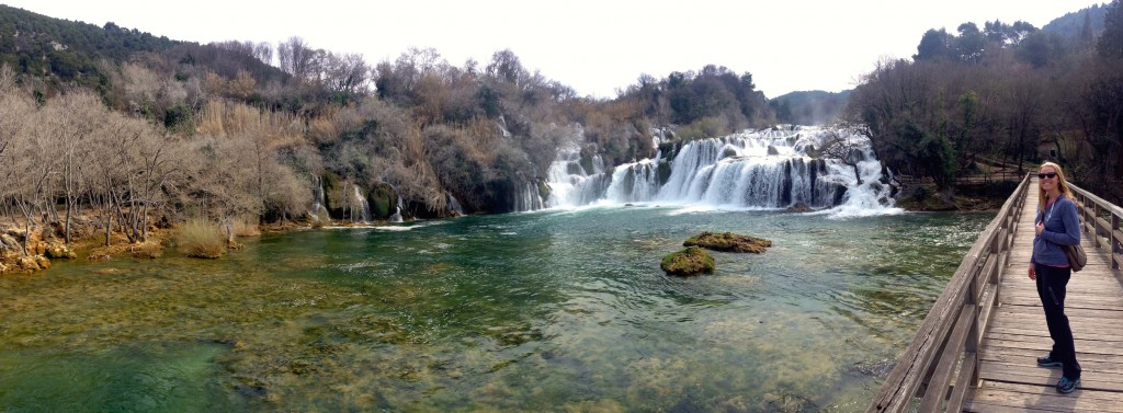 Beautiful Krka National Park