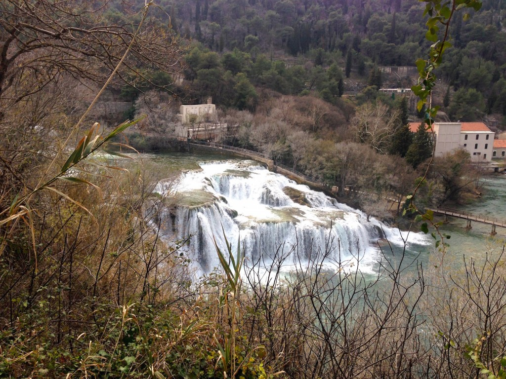 The Breathtaking Skradinski Buk Waterfall