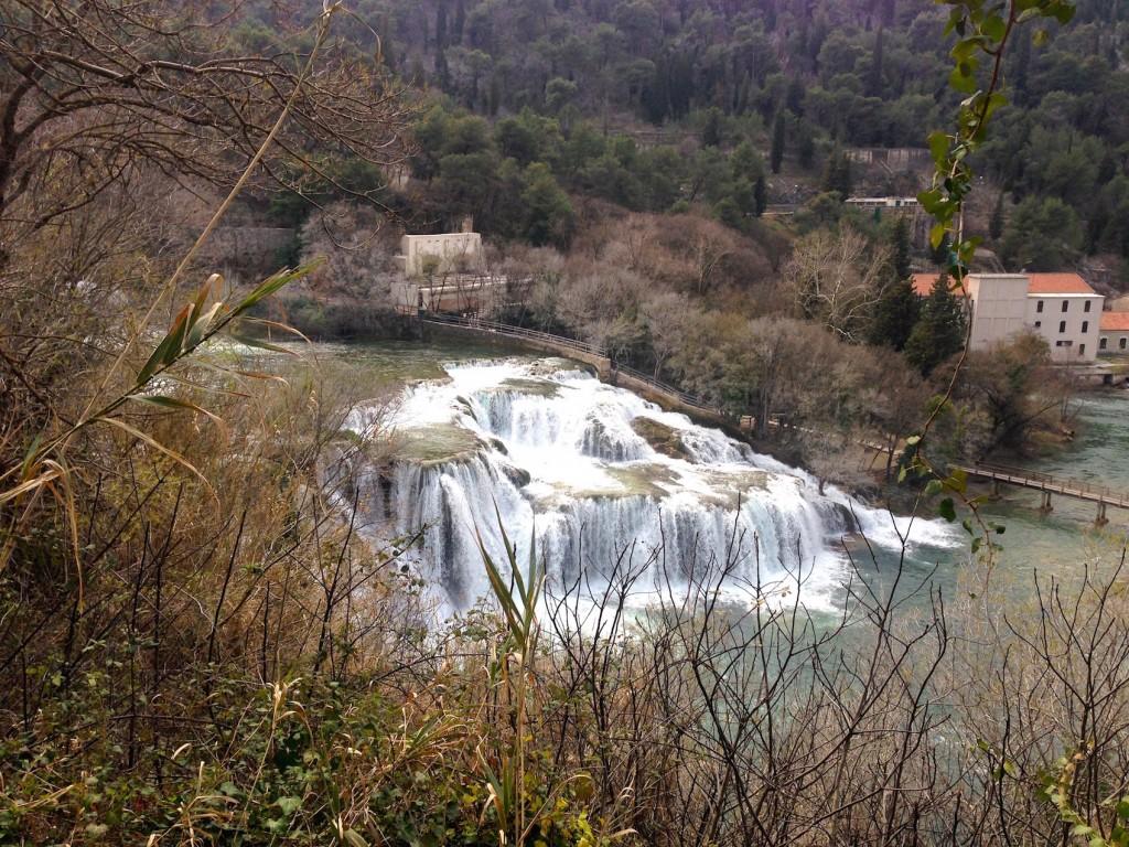The Breathtaking Skradinski Buk Waterfall